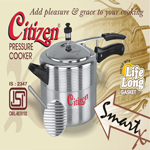 Citizen Smart X 3 Ltr. Pressure Cooker