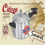Citizen Smart 3 Ltr. Pressure Cooker